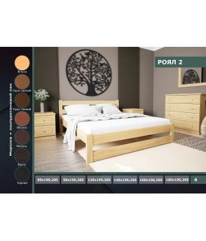Кровать Роял 2