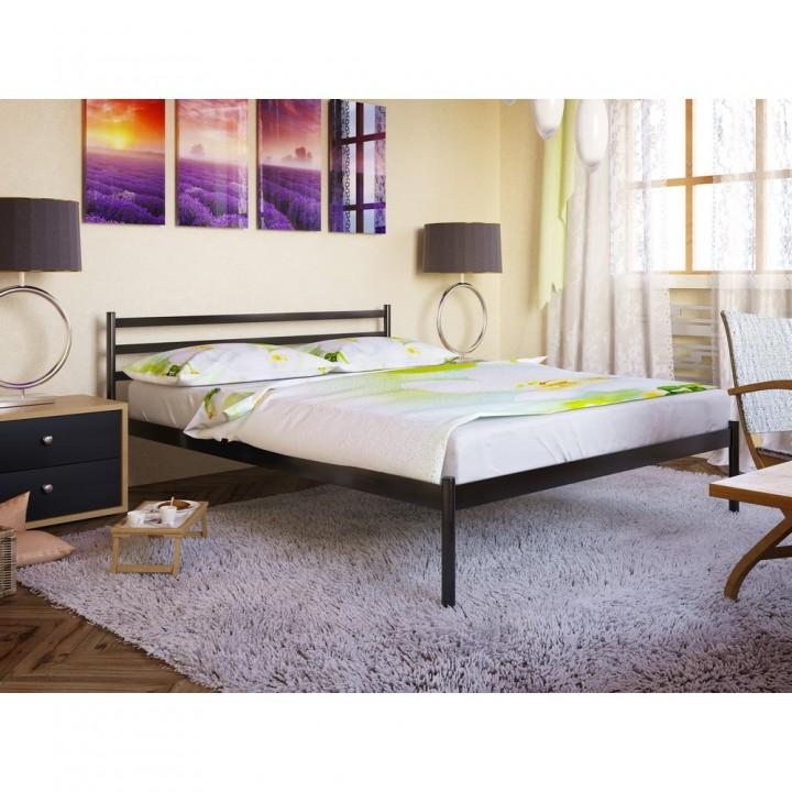 210, Кровать Флай-1, , 1 742.00 грн, Флай-1, Метакам, Кровати металлические