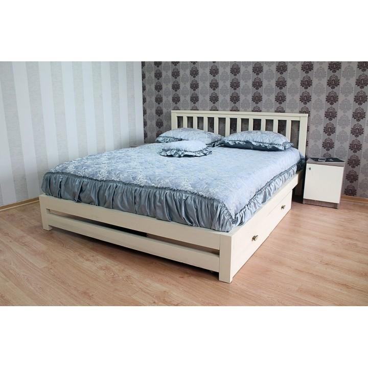 776, Кровать Милан, , 2 800.00 грн, Кровать Милан, , Кровати деревянные