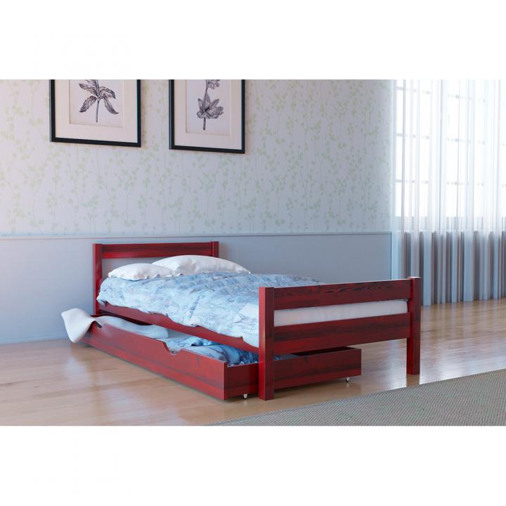 Кровать деревянная Л-120