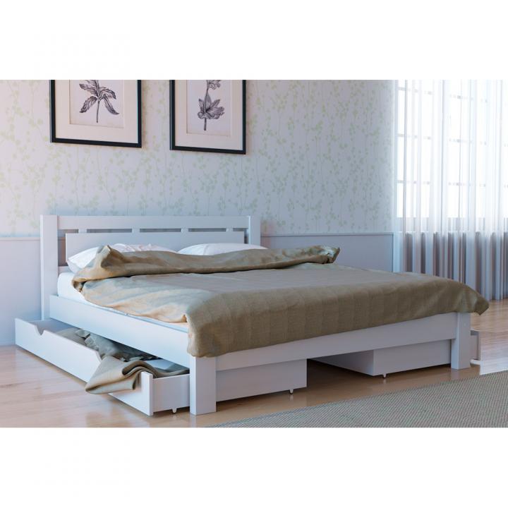 680, Кровать Л-210, , 4 416.00 грн, Кровать Л-210, Скиф, Кровати деревянные