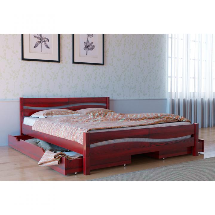 681, Кровать Л-215, , 5 021.00 грн, Кровать Л-215, Скиф, Кровати деревянные
