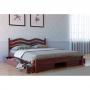 Кровать деревянная Л-216