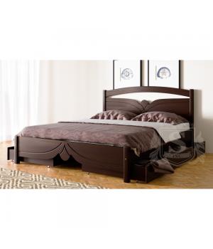 Кровать деревянная  Л-223