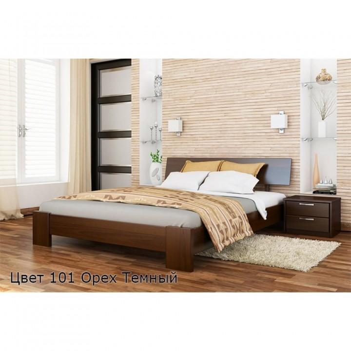 354, Кровать Титан, , 4 460.00 грн, Кровать Титан, ЭСТЕЛЛА, Кровати деревянные