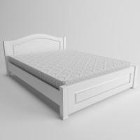 Кровать деревянная Венеция ХФМ