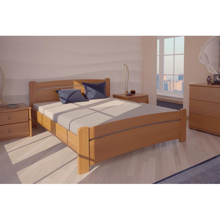 Кровать деревянная Сидней 2