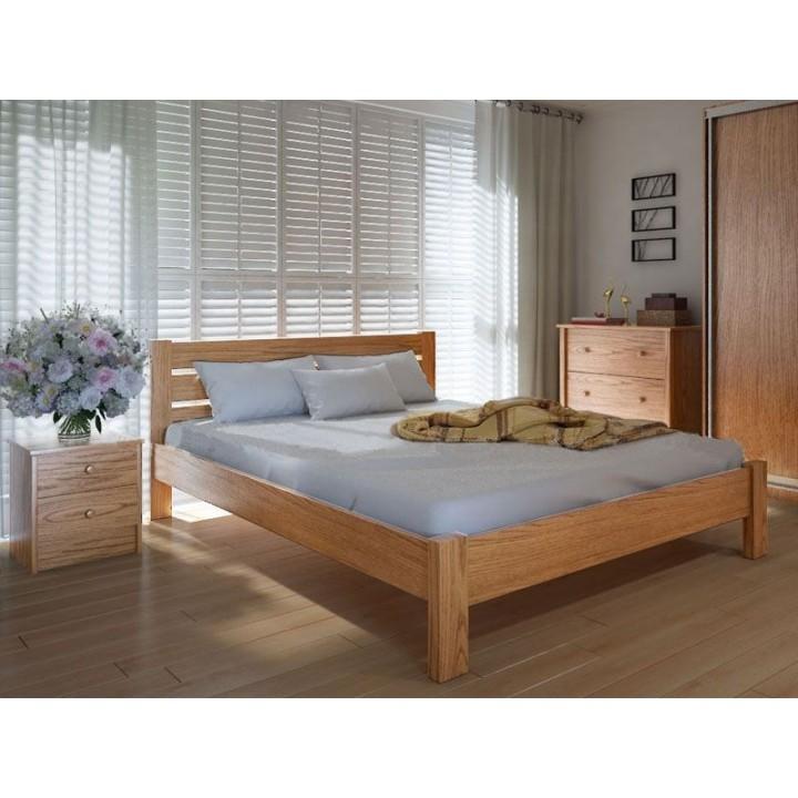 605, Кровать Эко плюс, , 5 018.00 грн, Кровать Эко, Meblikoff, Кровати деревянные
