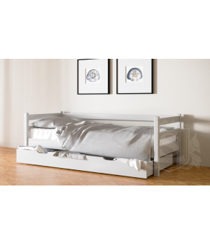 Кровать деревянная  Л-117