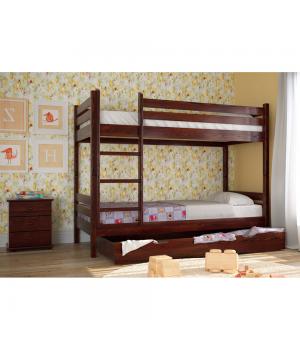 Кровать  двухярусная Л-302