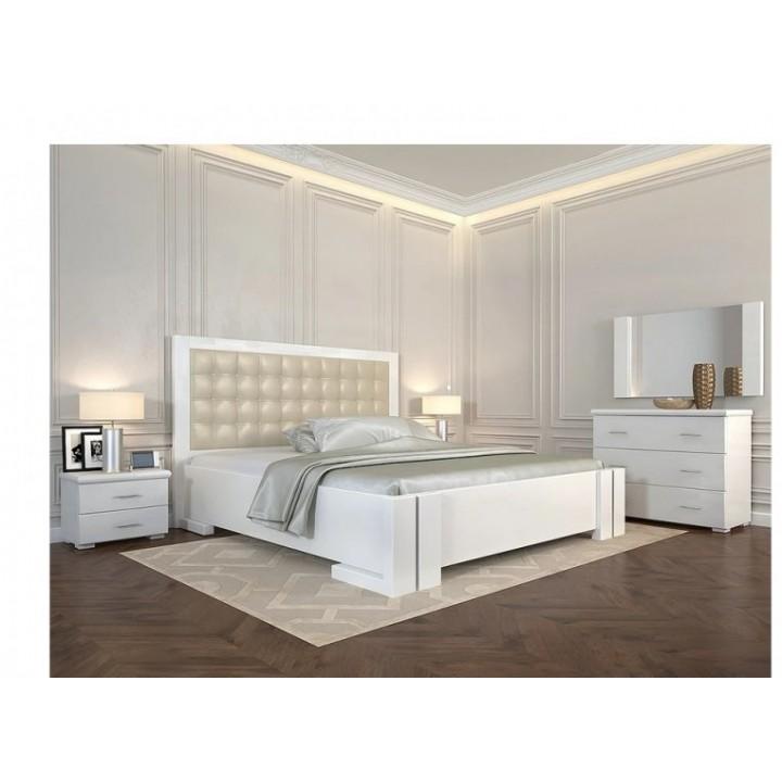 424, Кровать Амбер с подъёмным механизмом, , 11 821.00 грн, Кровать Амбер с подъёмным механизмом, ARBORDREV, Кровати деревянные