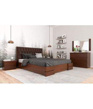 Кровать Камелия Ромб с подъемным механизмом