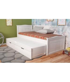 Кровать деревянная Компакт плюс