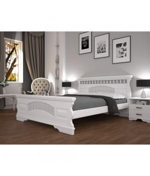 Кровать деревянная Атлант 23
