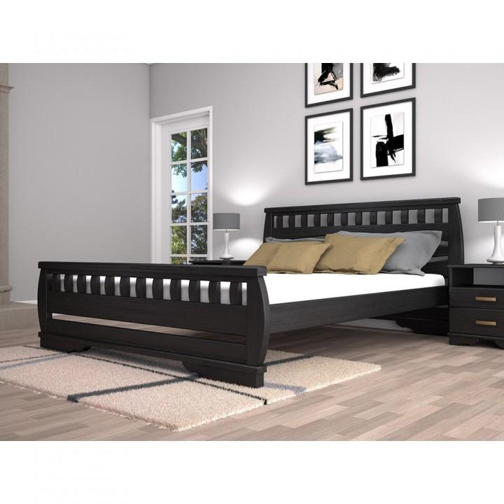 Кровать деревянная Атлант 4