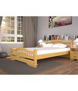 Кровать деревянная Атлант 7