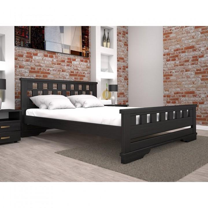 Кровать деревянная Атлант 9