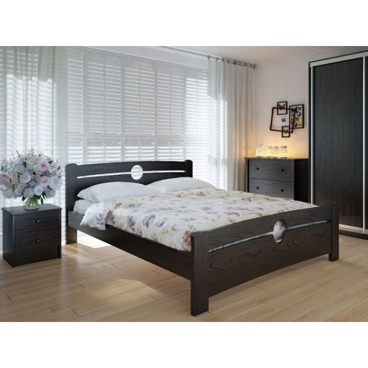 586, Кровать Авила, , 5 692.00 грн, Кровать Авила, Meblikoff, Кровати деревянные