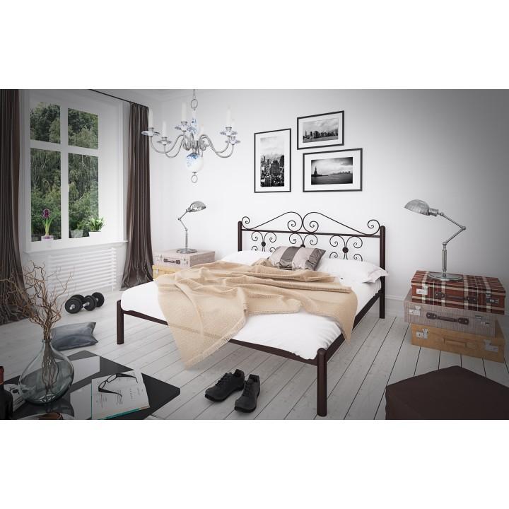 694, Кровать Бегония, , 2 997.00 грн, Бегония, TENERO, Кровати металлические
