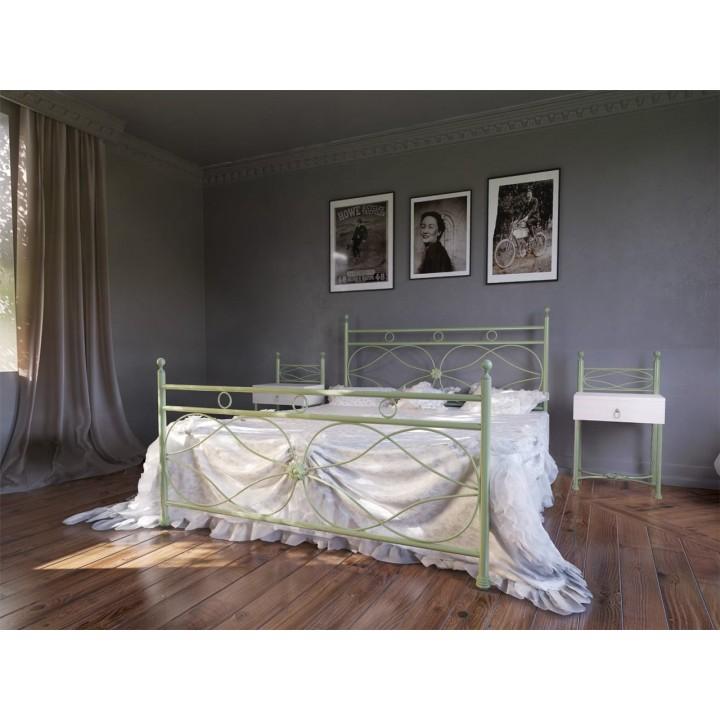 345, Кровать Vicenza, , 4 125.00 грн, Кровать Vicenza, Металлдизайн, Кровати металлические