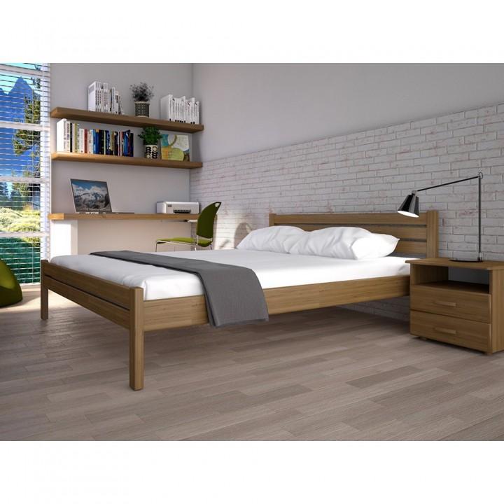 Кровать деревянная Классика