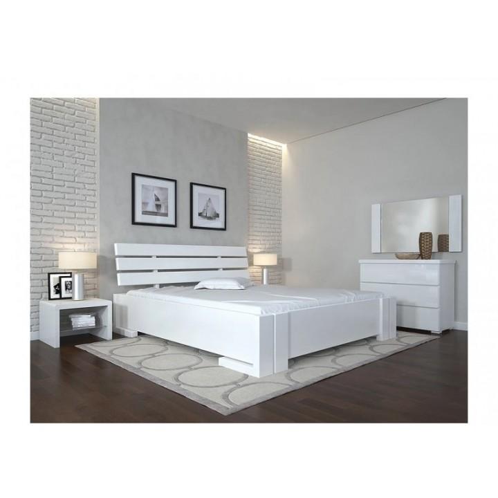 423, Кровать Домино без ПМ, , 6 651.00 грн, Кровать Домино без ПМ, ARBORDREV, Кровати деревянные