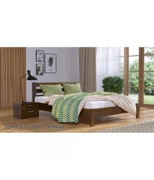 Кровать деревянная Рената Люкс