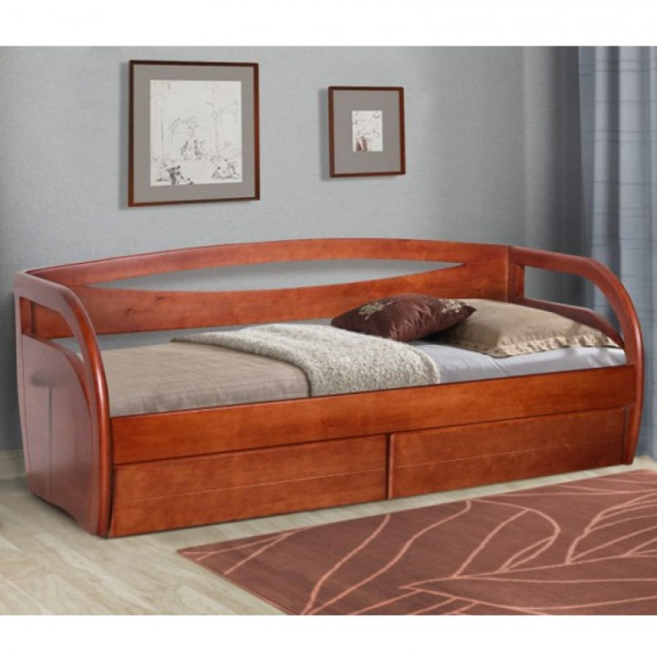 Кровать деревянная Бавария