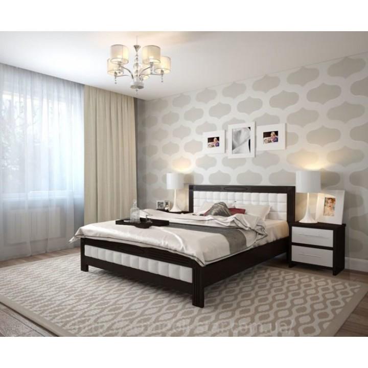 521, Кровать Фортуна, , 9 532.00 грн, Кровать Фортуна, ART mebli, Кровати деревянные