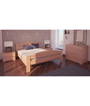 Кровать деревянная Гавана
