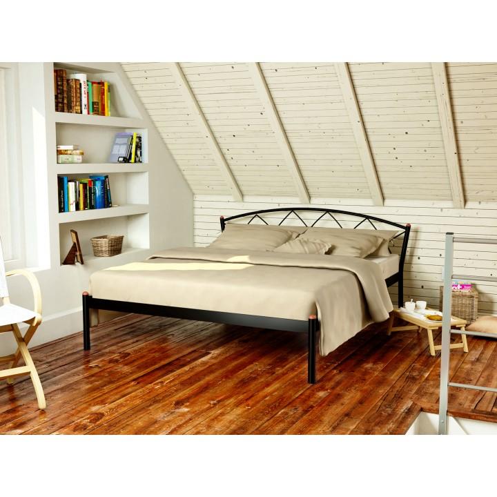 227, Кровать Жасмин, , 1 984.00 грн, Жасмин, Метакам, Кровати металлические