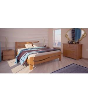 Кровать деревянная Женева
