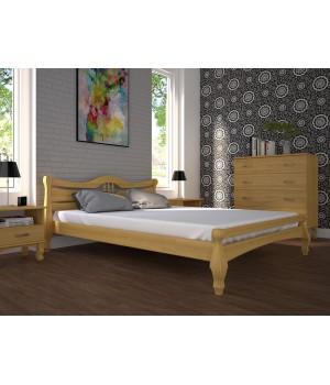Кровать деревянная Корона 1