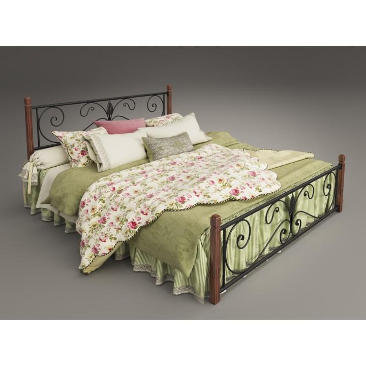 721, Кровать Крокус, , 3 439.00 грн, Крокус, TENERO, Кровати металлические
