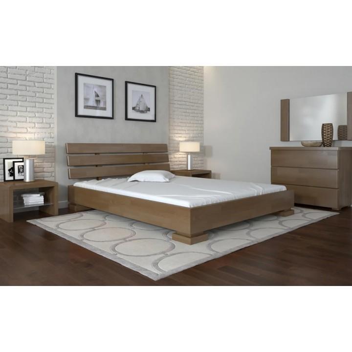 420, Кровать Премьер, , 5 394.00 грн, Кровать Премьрер, ARBORDREV, Кровати деревянные