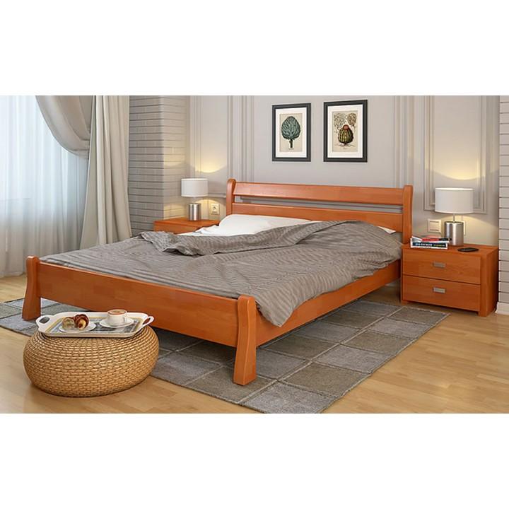 404, Кровать Венеция, , 4 346.00 грн, Кровать Венеция, ARBORDREV, Кровати деревянные