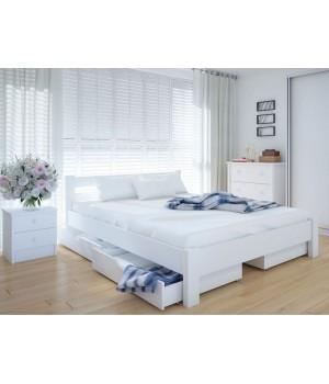 Кровать Эко ясень
