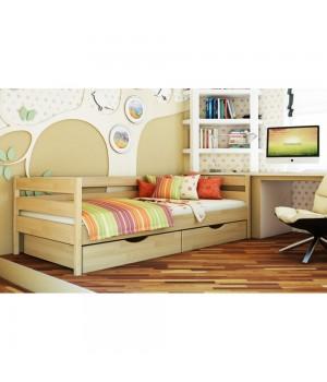Кровать деревянная  Нота
