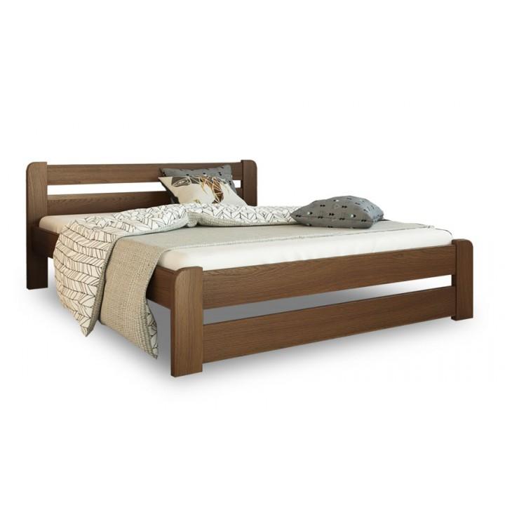 383, Кровать Лира, , 7 770.00 грн, Кровать Лира, ТМ Лев, Кровати деревянные