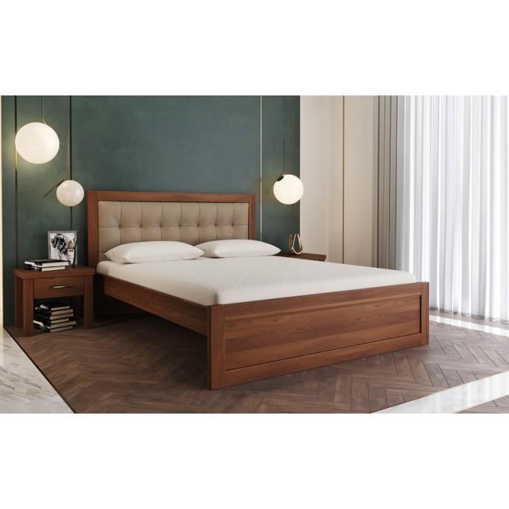 379, Кровать Мадрид 20*, , 5 750.00 грн, Кровать Мадрид 20*, ТМ Лев, Кровати деревянные