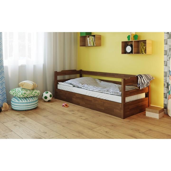 394, Кровать Милена П/М, , 6 150.00 грн, Кровать Милена П/М, ТМ Лев, Кровати детские
