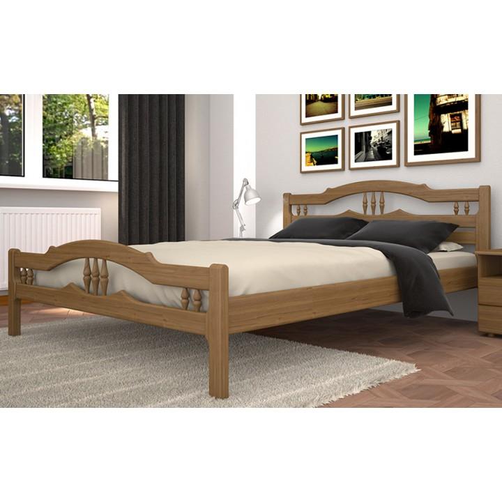 651, Кровать Юлия 1, , 3 618.00 грн, Кровать Юлия 1, , Кровати деревянные