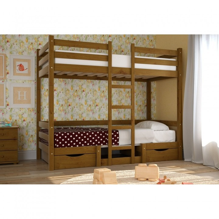 691, Кровать Л-304, , 10 400.00 грн, Кровать Л-304, Скиф, Кровати двухъярусные