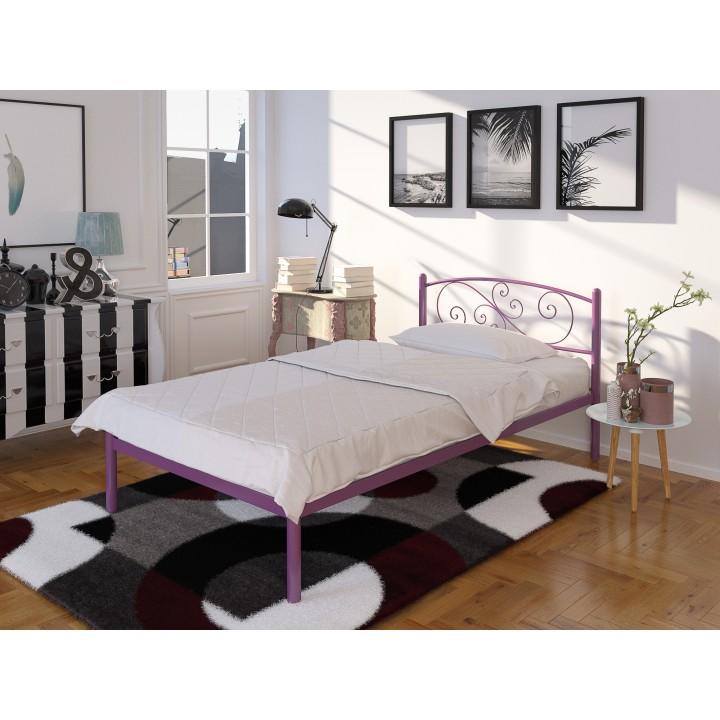 675, Кровать Лилия, , 2 011.00 грн, Лилия, TENERO, Кровати металлические