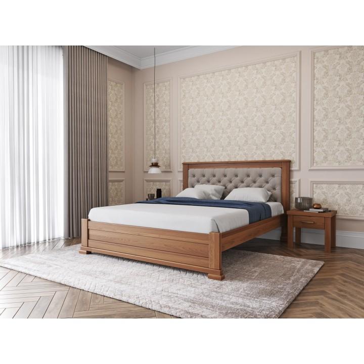 371, Кровать Лорд М20*, , 5 840.00 грн, Кровать Лорд М20*, ТМ Лев, Кровати деревянные