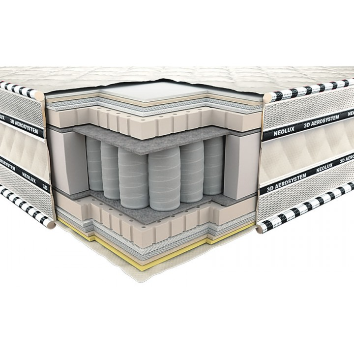 430, 3D ИМПЕРИАЛ ЛАТЕКС ЗИМА-ЛЕТО, , 5 098.00 грн, 3D ИМПЕРИАЛ ЛАТЕКС ЗИМА-ЛЕТО, Neolux, Матрасы