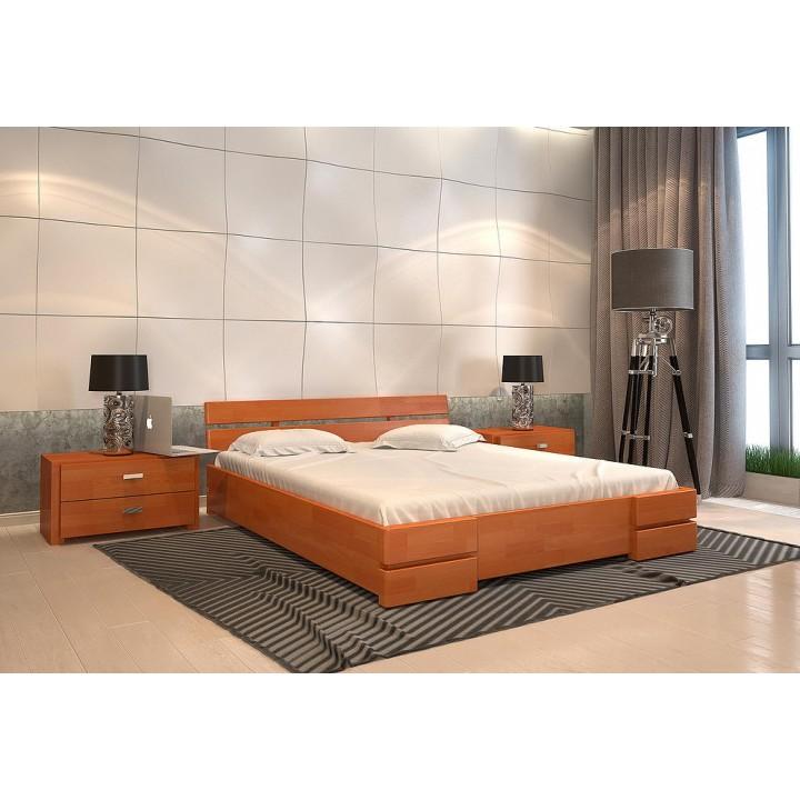 406, Кровать Дали , , 5 738.00 грн, Кровать Дали, ARBORDREV, Кровати деревянные