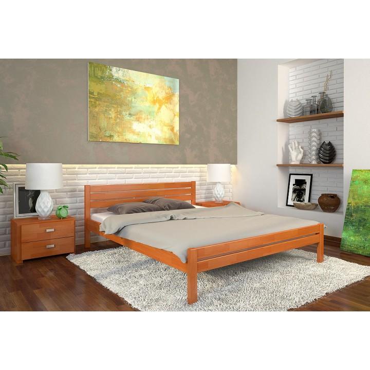 401, Кровать Роял, , 3 560.00 грн, Кровать Роял, ARBORDREV, Кровати деревянные