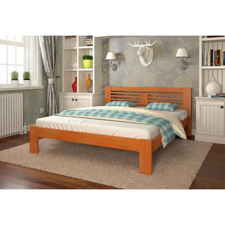 402, Кровать Шопен, , 4 036.00 грн, Кровать Шопен, ARBORDREV, Кровати деревянные