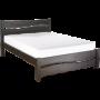 591, Кровать Волна, , 4 500.00 грн, Кровать Волна, Mecano, Кровати деревянные